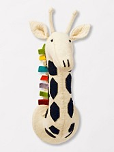 Safari Rock Giraffe