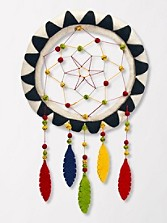 Felt Dream Catcher