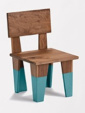 Walnut Wee Chair