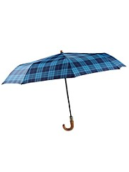 Pendleton Plaid Umbrella