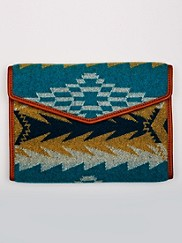 Sunset Pass Jacquard Organizer