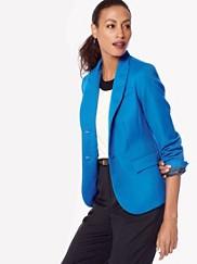 Seasonless Wool Suit Jacket