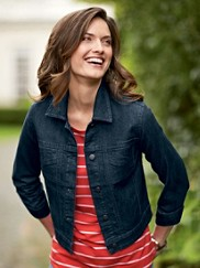Deborah Denim Jacket