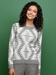 Coos Bay Reversible Pullover