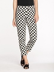 Harlequin Ankle Pants