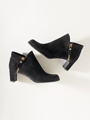 Zipmid Side-zip Booties