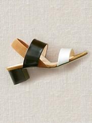 Celia Italian Banded Sandals