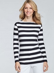 Stripe Rugby Tunic