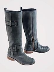 Tall Equestrian Boots