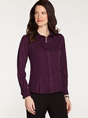 Worsted Wool Ponderosa Shirt