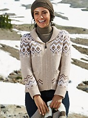 Larch Mountain Cardigan