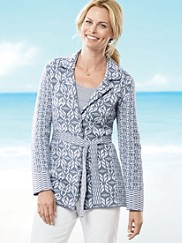Pattern Play Cardigan