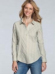 Classic Dobby Stripe Shirt