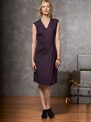 Herringbone New Angle Dress