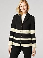 Skyline Stripe Jacket