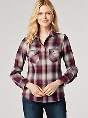 Ranch Hand Plaid Shirt