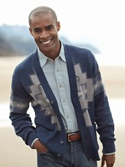 Cave Creek Jacquard Cardigan