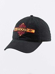 Evening Star Embroidered Cap