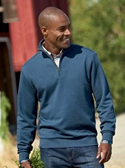 Long-sleeve Half Zip