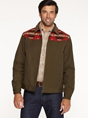Hamlin Canvas Coat