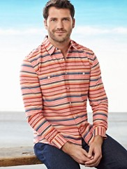 Serape Stripe Shirt