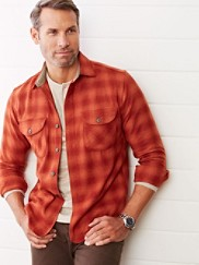 Ultrafine Merino Wool Oliver Shirt