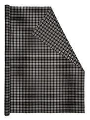 Plaid Shirting Fabric