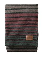 Hemrich Stripe Camp Blanket