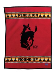 Round-up Lil' Buckeroo Blanket