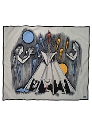 All Night Meeting Blanket