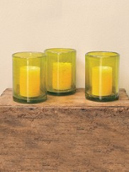 Hurricane Candle Holder Set