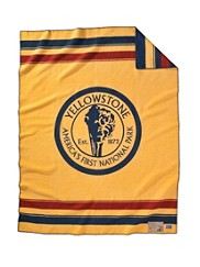 Colter Edition Yellowstone Blanket