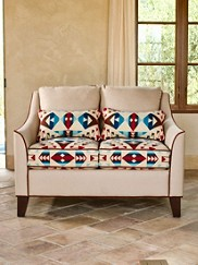 Eco-wise Wool Blair Loveseat
