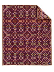 Beaded Bandolier Blanket