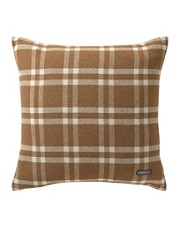 Thomas Kay Weaver's Plaid Pillow