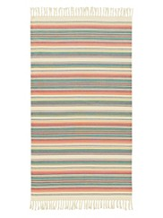 Casa Grande Stripe Beach Towel