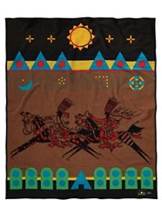 Lord Of The Plains Blanket