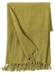 Laundered Linen Throw