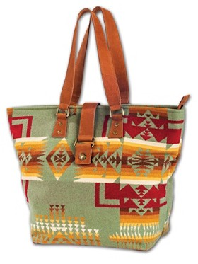 Chief Joseph Journey Tote