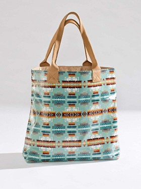 Chief Joseph Open-top Tote