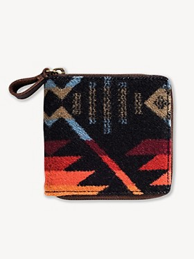 Coyote Butte Small Zipper Wallet