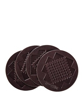Thomas Kay Round Coasters, Set Of 4