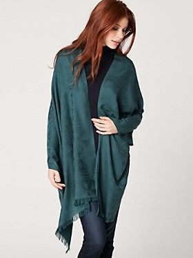Luxe Weave Wool Scarf