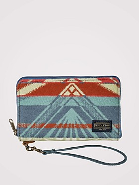 Coquille River Smartphone Wallet