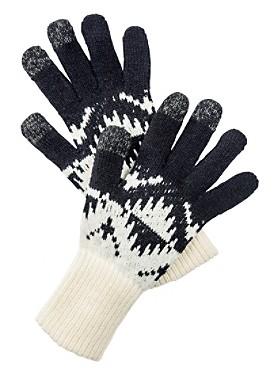 Spider Rock Texting Gloves