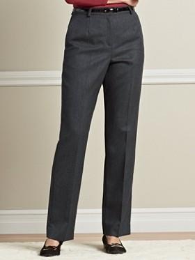 Seasonless Wool True Fit Trousers