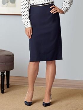 Seasonless Wool Madison Skirt