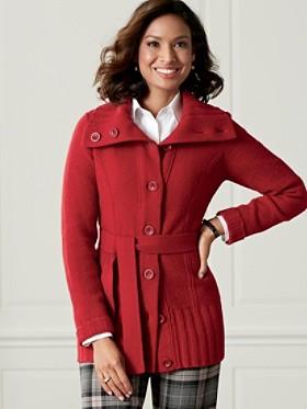 Cardi Sweater Coat