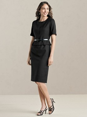 Seasonless Wool Millicent Dress