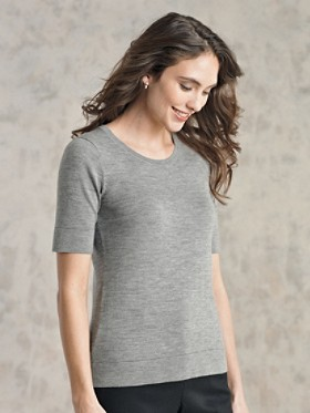 Featherweight Short-sleeve Shell